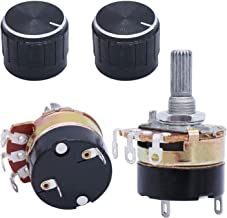 Best 100k potentiometer with switch Reviews