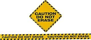Dowling Magnets Caution Do Not Erase Magnet set
