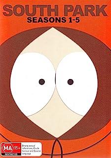 South Park: Seasons 1-5 [Blu-ray]