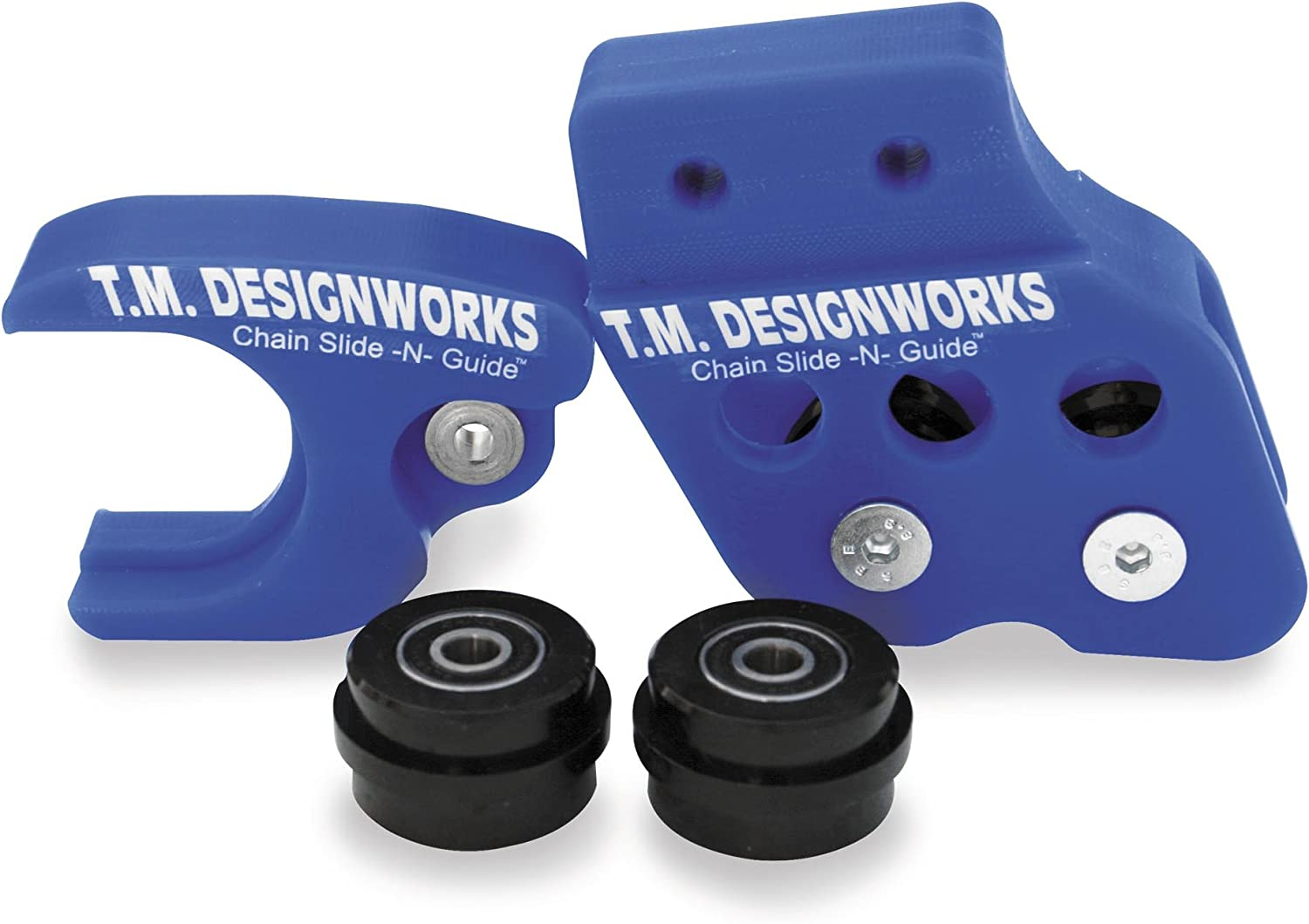 TM Designworks Factory 1 Chain Max 56% OFF Blue YZ WR Surprise price 96-07 Guide