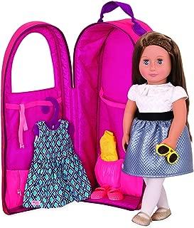 OG  Doll Carrier - OG Hearts Pink