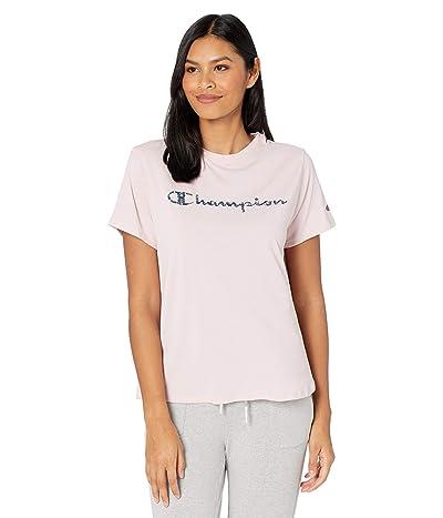 Champion Sport Lightweight T-Shirt (Hush Pink) Women