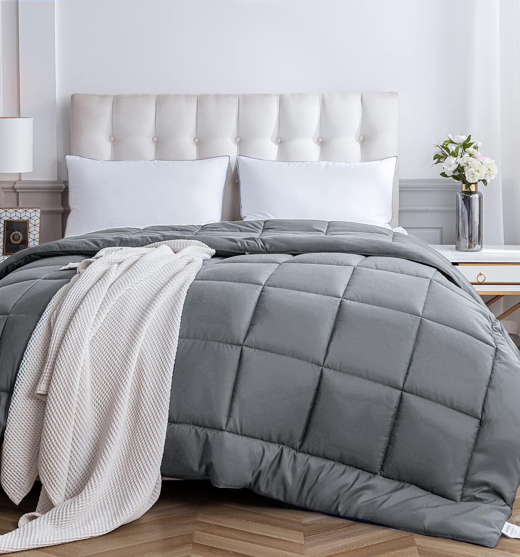 Sunsle 着後レビューで 送料無料 Down Alternative Comforter Full Ultra Size Soft Duvet In ◇限定Special Price