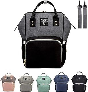 Diaper Bag Backpack,Mooedcoe Multifunction Travel Back Pack