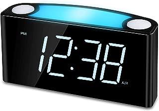 Alarm Clocks Raynic Digital Alarm Clock Large 7