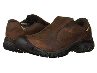 Keen Hoodoo III Slip-On Waterproof (Tortoise Shell/Mulch) Women