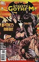Batman: Streets of Gotham #5 VF/NM ; DC comic book