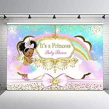 ethnic princess baby