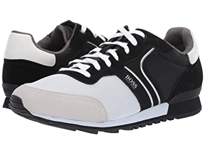 BOSS Hugo Boss Parkour Sneaker by BOSS (Open White) Men