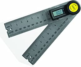 General Tools 822 Digital Angle Finder Rule, 5-Inch