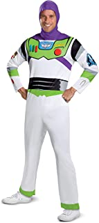 Disguise Men's Disney Pixar Toy Story and Beyond Buzz Lightyear Classic Costume