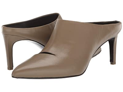 rag & bone Beha Slash Mule (Light Olive) Women