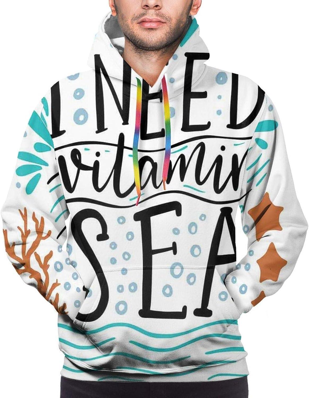 Men's Hoodies Sweatshirts,I Love Zebras in Heart Romantic Wilderness Nature Savannah Fashion
