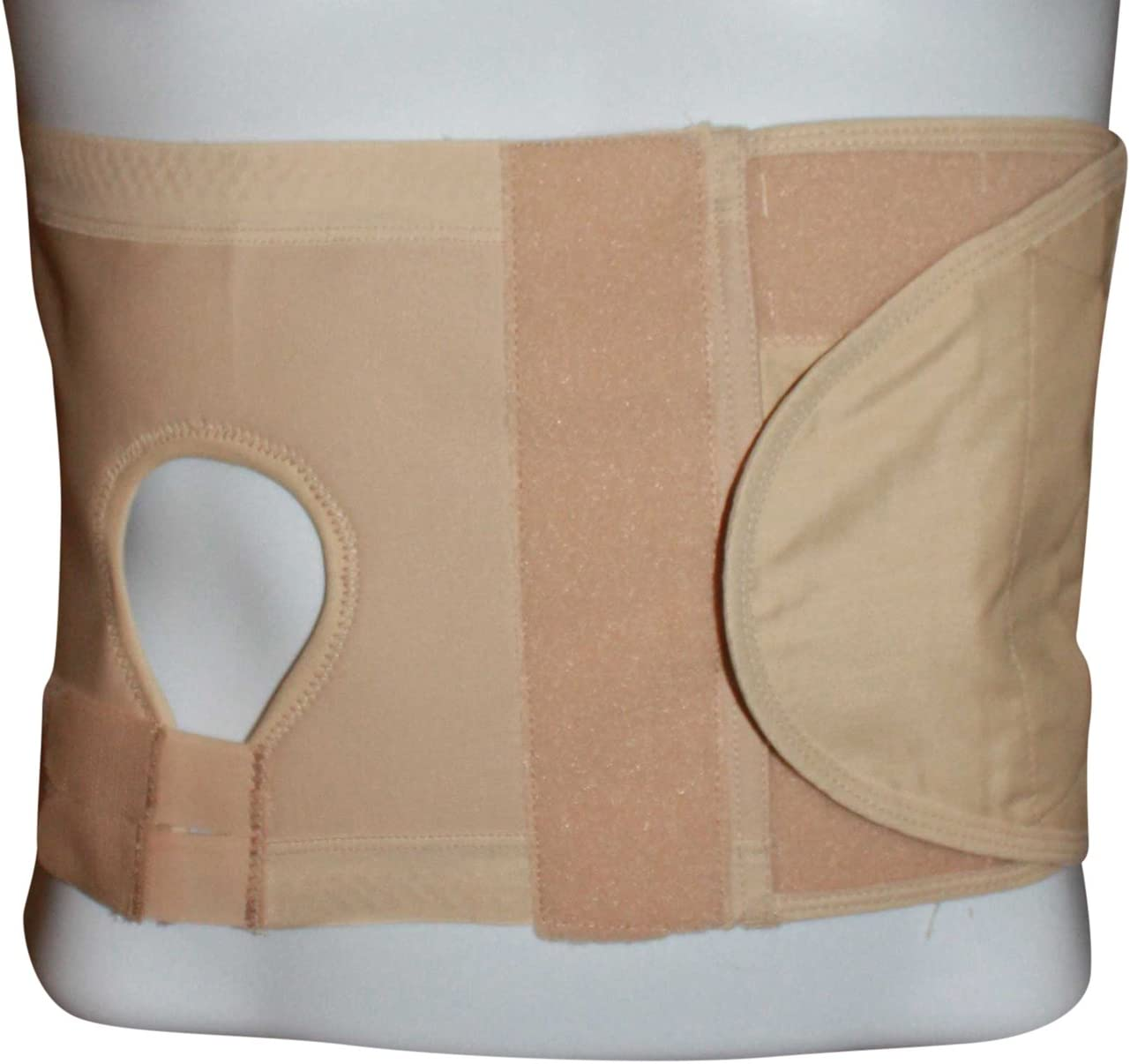 Safe n' Simple Unisex Ostomy Support 信託 バーゲンセール Belt Adjustable with Hernia