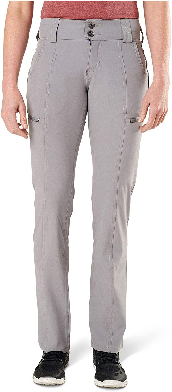 5.11 Tactical Women's Mesa Pants, Cargo Pockets, Contoured Waistband, DWR Finish, Style 64417