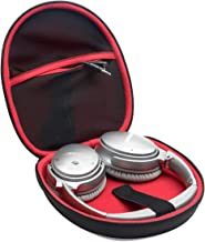 CaseSack Headphone Case for Master & Dynamic MH40, MW60; Sony MDRXB950B1, 950BT, 950N1, XB650BT, WHCH500, ZX770; Skullcandy Hesh 3; Bose QuietComfort 35, QC25, QC2, QC15, QC3