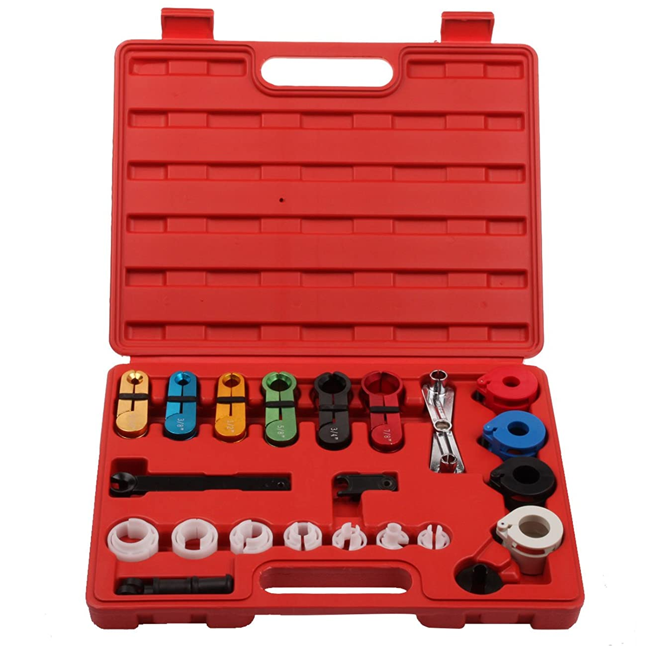 Ctool Fuel & Air Conditioning Line Disconnection Tool Set