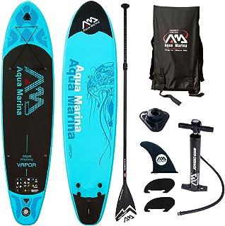 comprar comparacion Aqua Marina Vapor 10.10ISUP Sup Stand Up Paddle Board con Sport II Remo, Vapor Board+Sport II Paddel