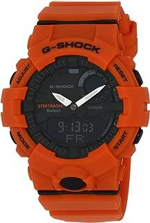Casio G-Shock Analog-Digital Grey Dial Men's Watch-GBA-800-4ADR (G856)
