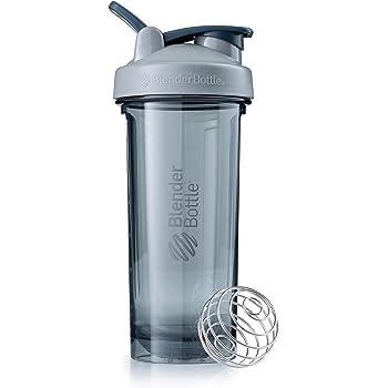 Pebble Grey BlenderBottle Classic V2 Shaker Bottle 28oz
