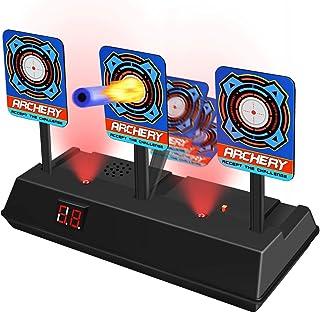 Dreamingbox Objetivo de Tiro Eléctrico para Pistolas Nerf - Juego de Disparos