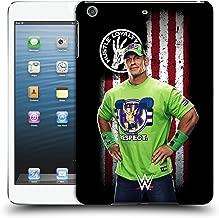 Official WWE John Cena American Flag Superstars Hard Back Case Compatible for iPad Mini 1 / Mini 2 / Mini 3