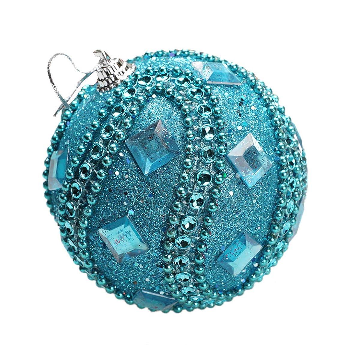 風チチカカ湖触手Tovadoo 8cm クリスマス オーナメント ボール クリスマス 飾り付け オーナメント ボール