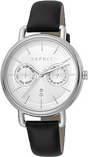 ساعة ايلين كوارتز عصرية ومناسبة لعدة مناسبات للنساء من اسبريت - موديل ES1L179L0035