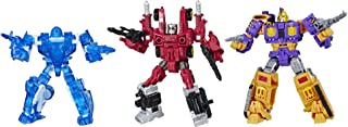 Transformers Toys Generations War for Cybertron Deluxe Fan-Vote Battle 3 Pack with Holo Mirage, Powerdasher Aragon, & Dece...