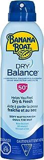 Banana Boat Dry Balance Sunscreen Spray, SPF 50+, 170g