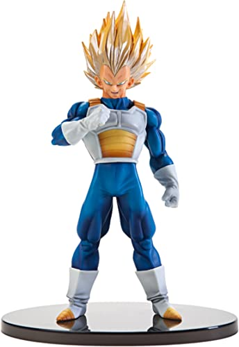Dragon Ball Super SSJ Vegeta PVC SCultures Figur