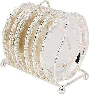 Table à manger exquise de décoration de la maison rétro(white)