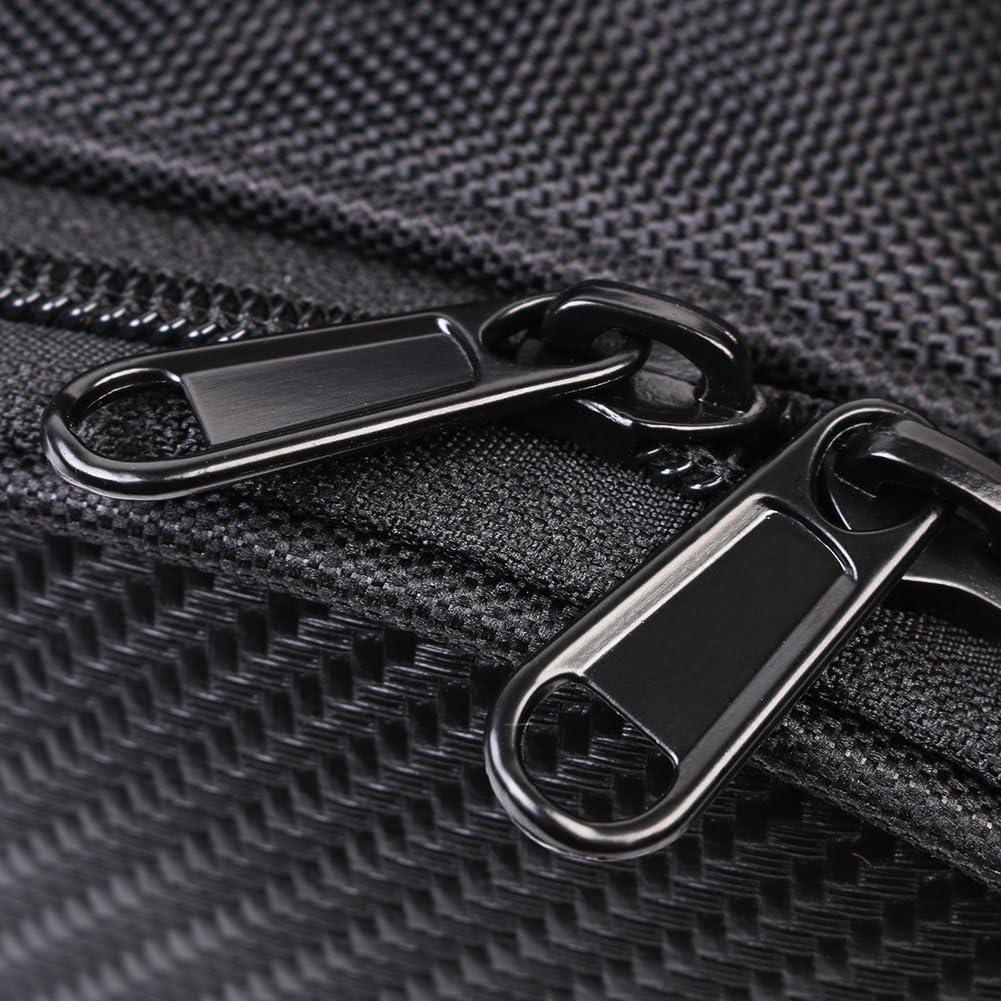 CONMING Motorcycle Magn/ético Aceite Bolsa de Combustible Knight Pack Paquete Impermeable Oxford tela GPS Travel Riding Bag Negro Universal Bolsas para dep/ósito