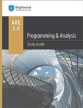 Programming & Analysis Study Guide 5.0
