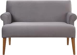 Sandy Wilson Home Callie Sofa, Opal Grey