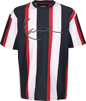 Karl Kani Signature Stripe Camiseta