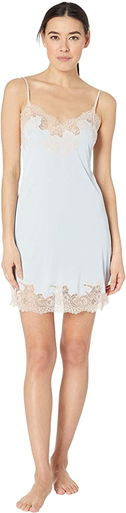 Enchant Lace Trim Chemise