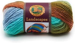 Lion Brand Yarn 545-213 Landscapes Yarn, Meadow