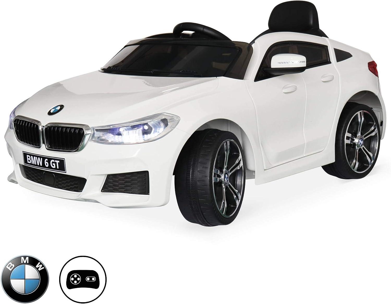 de moda BMW 6 GT GT GT 12V Infantil, Mando RC  el estilo clásico