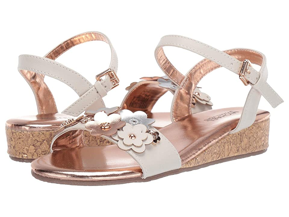 MICHAEL Michael Kors Kids Perry Tansy (Little Kid/Big Kid) (Vanilla) Girls Shoes