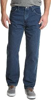 Authentics Men's Classic 5-Pocket Relaxed Fit Cotton Jean