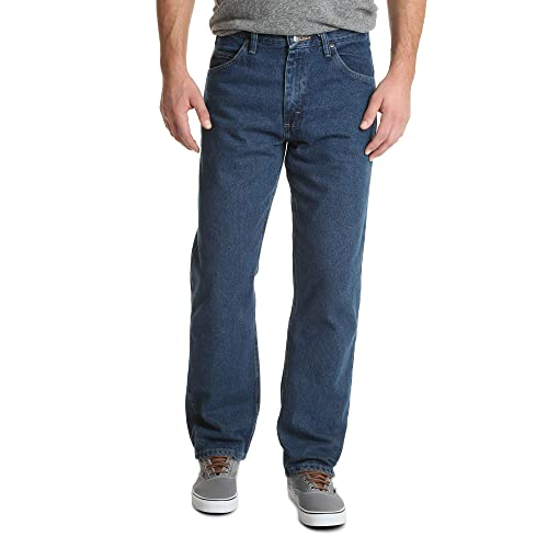 Wrangler Authentics Mens Big and Tall Classic Relaxed Fit Jean