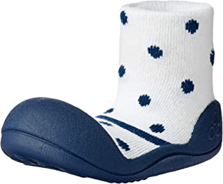 Attipas Formal Baby Walker Shoes, Navy, Large