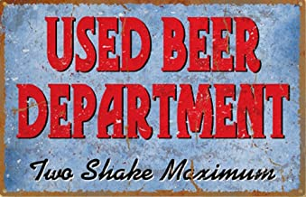 product image for Surf To Summit Used Beer Department Metal Sign Drinking Sign Bar Sign Funny Beer Sign College Dorm Sign Beer Drinking Sign