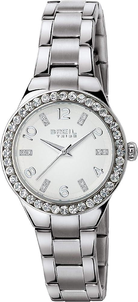 Breil orologio  per donna fairy con bracciale in acciaio EW0248