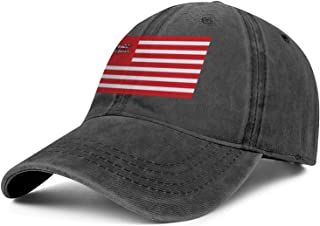 Men Womens Washed Cotton Cowboy Hat Ranger-Boats-National-Flag-New-Fishing-Boats-for-Sale- Adjusted Sport Baseball Cap