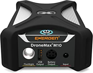 Energen DroneMax M10 Portable Drone Battery Charging Station for for DJI Mavic Pro and Mavic Pro Platinum