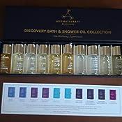 Aromaterapia asociados – miniatura baño y ducha Petróleo Colección 10 x 3 ml