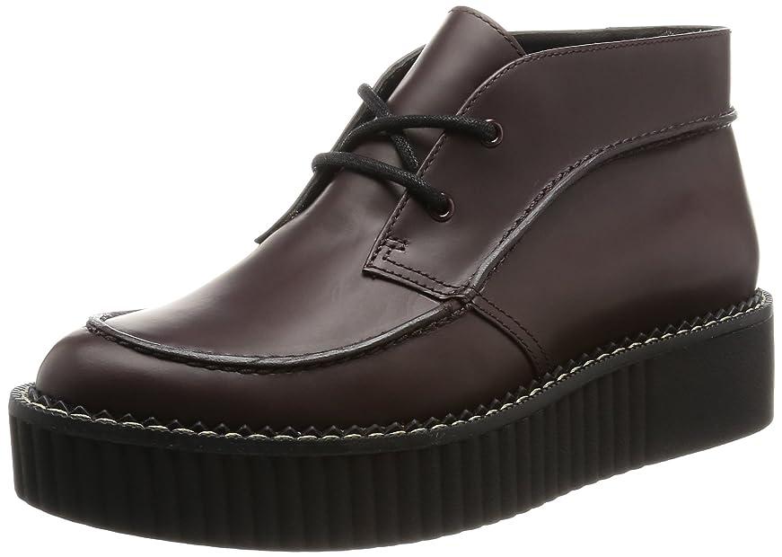 みより平らなヒップ[クラークス] ブーツ Rockn Ankle