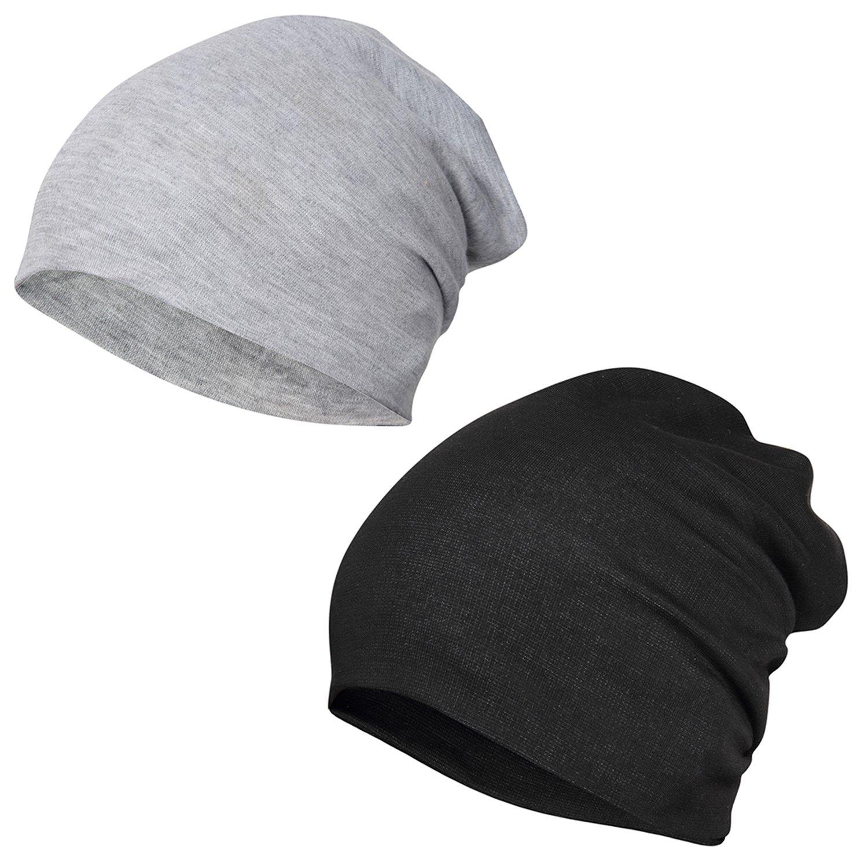 knitted cotton summer autumn skull cap